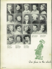 Page 36, 1952 Edition, Provo High School - Provost Yearbook (Provo, UT) online yearbook collection