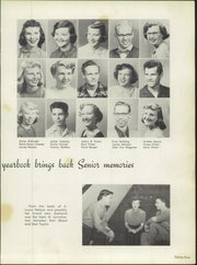 Page 39, 1952 Edition, Provo High School - Provost Yearbook (Provo, UT) online yearbook collection