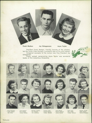Page 40, 1952 Edition, Provo High School - Provost Yearbook (Provo, UT) online yearbook collection