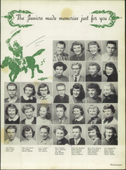 Page 41, 1952 Edition, Provo High School - Provost Yearbook (Provo, UT) online yearbook collection