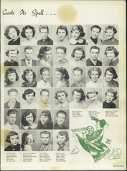 Page 43, 1952 Edition, Provo High School - Provost Yearbook (Provo, UT) online yearbook collection