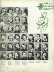 Page 50, 1952 Edition, Provo High School - Provost Yearbook (Provo, UT) online yearbook collection