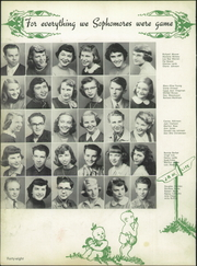 Page 52, 1952 Edition, Provo High School - Provost Yearbook (Provo, UT) online yearbook collection