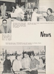 Page 144, 1956 Edition, Provo High School - Provost Yearbook (Provo, UT) online yearbook collection