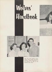 Page 146, 1956 Edition, Provo High School - Provost Yearbook (Provo, UT) online yearbook collection