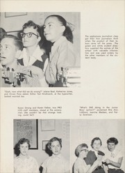 Page 147, 1956 Edition, Provo High School - Provost Yearbook (Provo, UT) online yearbook collection