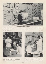 Page 155, 1956 Edition, Provo High School - Provost Yearbook (Provo, UT) online yearbook collection