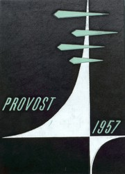 Provo High School - Provost Yearbook (Provo, UT) online yearbook collection, 1957 Edition, Page 1