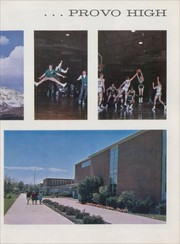 Page 9, 1966 Edition, Provo High School - Provost Yearbook (Provo, UT) online yearbook collection
