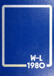 1980 Edition, Washington Lee High School - Blue and Gray Yearbook (Arlington, VA)