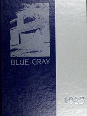 1983 Edition, Washington Lee High School - Blue and Gray Yearbook (Arlington, VA)