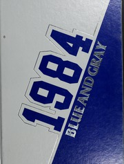 1984 Edition, Washington Lee High School - Blue and Gray Yearbook (Arlington, VA)