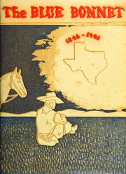 1946 Edition, Texas Military Institute - Crusader Blue Bonnet Yearbook (San Antonio, TX)