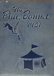 1951 Edition, Texas Military Institute - Crusader Blue Bonnet Yearbook (San Antonio, TX)