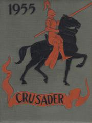 1955 Edition, Texas Military Institute - Crusader Blue Bonnet Yearbook (San Antonio, TX)
