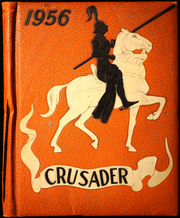 1956 Edition, Texas Military Institute - Crusader Blue Bonnet Yearbook (San Antonio, TX)