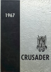 1967 Edition, Texas Military Institute - Crusader Blue Bonnet Yearbook (San Antonio, TX)