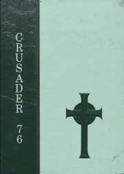 1976 Edition, Texas Military Institute - Crusader Blue Bonnet Yearbook (San Antonio, TX)