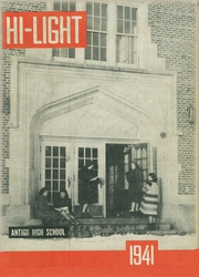 Antigo High School - Hi Light Yearbook (Antigo, WI) online yearbook collection, 1941 Edition, Page 1