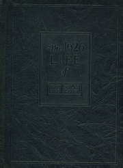 Fond Du Lac High School - Life Yearbook (Fond Du Lac, WI) online yearbook collection, 1926 Edition, Page 1
