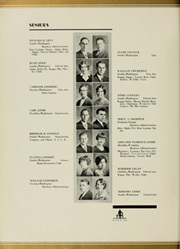 Page 110, 1930 Edition, University of Washington - Tyee Yearbook (Seattle, WA) online yearbook collection