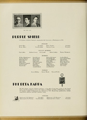 Page 254, 1930 Edition, University of Washington - Tyee Yearbook (Seattle, WA) online yearbook collection