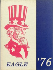 1976 Edition, Wilson High School - Eagle Yearbook (Wilson, OK)