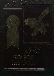 1985 Edition, Wilson High School - Eagle Yearbook (Wilson, OK)