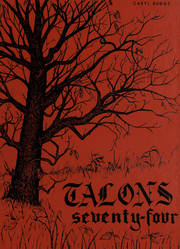 1974 Edition, E J Cooper High School - Talons Yearbook (New Hope, MN)