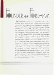 Page 15, 1932 Edition, Fordham University - Maroon Yearbook (New York, NY) online yearbook collection