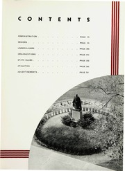 Page 13, 1936 Edition, Fordham University - Maroon Yearbook (New York, NY) online yearbook collection