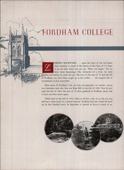 Page 10, 1947 Edition, Fordham University - Maroon Yearbook (New York, NY) online yearbook collection
