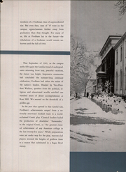 Page 12, 1947 Edition, Fordham University - Maroon Yearbook (New York, NY) online yearbook collection