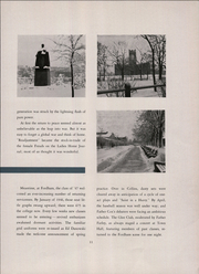 Page 17, 1947 Edition, Fordham University - Maroon Yearbook (New York, NY) online yearbook collection