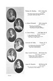 Page 14, 1918 Edition, Nazareth Academy - Lanthorn Yearbook (Rochester, NY) online yearbook collection
