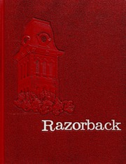 Page 1, 1969 Edition, University of Arkansas Fayetteville - Razorback Yearbook (Fayetteville, AR) online yearbook collection