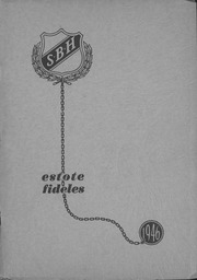 1946 Edition, St Boniface School of Nursing - Estole Fideles Yearbook (St Boniface, Manitoba Canada)