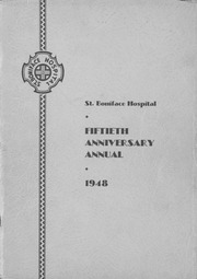 1948 Edition, St Boniface School of Nursing - Estole Fideles Yearbook (St Boniface, Manitoba Canada)