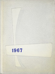 1967 Edition, St Boniface School of Nursing - Estole Fideles Yearbook (St Boniface, Manitoba Canada)