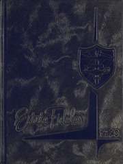 1970 Edition, St Boniface School of Nursing - Estole Fideles Yearbook (St Boniface, Manitoba Canada)