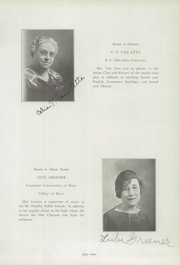 Page 13, 1937 Edition, Mount Healthy High School - Zem Zem Yearbook (Cincinnati, OH) online yearbook collection