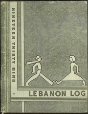 Mount Lebanon High School - Lebanon Log Yearbook (Pittsburgh, PA) online yearbook collection, 1939 Edition, Page 1