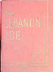 Mount Lebanon High School - Lebanon Log Yearbook (Pittsburgh, PA) online yearbook collection, 1944 Edition, Page 1