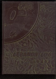 Page 1, 1949 Edition, Mount Lebanon High School - Lebanon Log Yearbook (Pittsburgh, PA) online yearbook collection