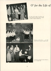 Page 10, 1949 Edition, Mount Lebanon High School - Lebanon Log Yearbook (Pittsburgh, PA) online yearbook collection