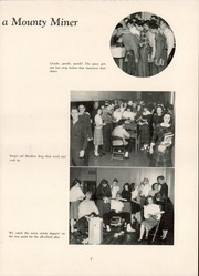 Page 11, 1949 Edition, Mount Lebanon High School - Lebanon Log Yearbook (Pittsburgh, PA) online yearbook collection