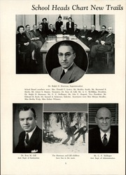 Page 12, 1949 Edition, Mount Lebanon High School - Lebanon Log Yearbook (Pittsburgh, PA) online yearbook collection