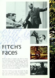 Page 4, 1965 Edition, Austintown Fitch High School - Reflector Yearbook (Youngstown, OH) online yearbook collection