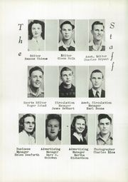 Page 10, 1947 Edition, Foley High School - Blue and Gold Yearbook (Foley, AL) online yearbook collection