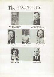 Page 11, 1947 Edition, Foley High School - Blue and Gold Yearbook (Foley, AL) online yearbook collection